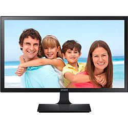 Monitor LED 21.5'' Samsung Wide Full HD HDMI - Preto